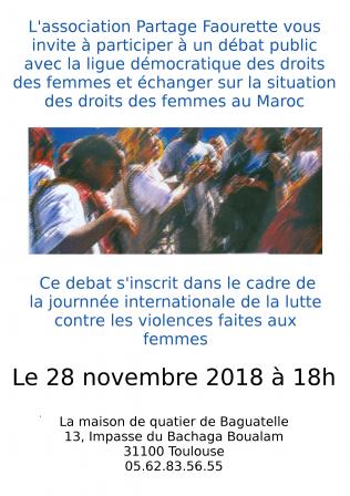 association marocaine des droits des femmes
